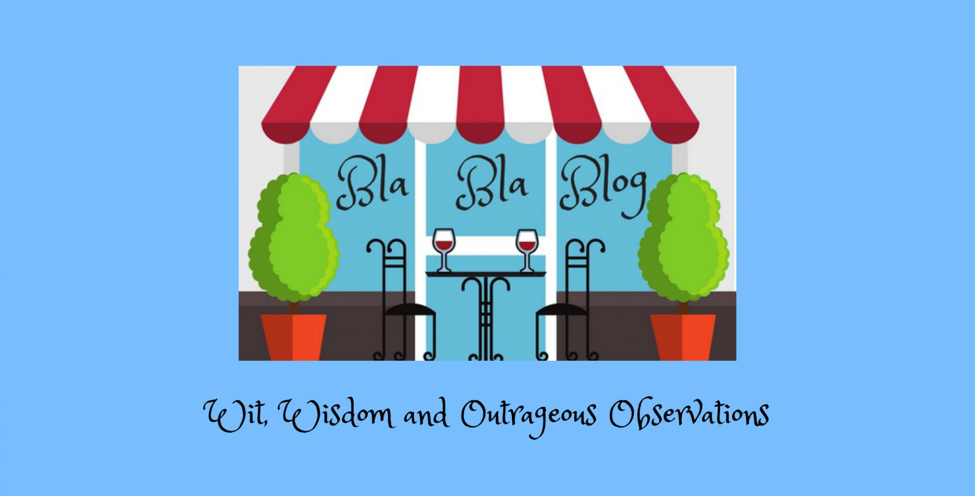 ~ Bla Bla Blog ~